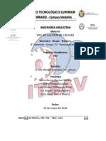 Manual de Calidad Niveles Plus Iso 14001-20015