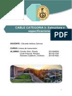 Informe Final Cable Categoria 5