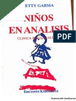 Bety Garma Niños en análisis - De la exp_20180427153854