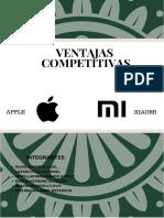Apple vs Xiaomi INFORME