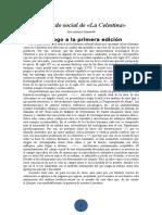 El Mundo Social de La Celestina José Antonio Miravall