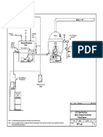 Boiler Piping Diagram for All-In-One Chem Feed