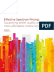 GSMA_Effective Spectrum Pricing-Supporting Better Quality & More Affordable Mobile Services_2017