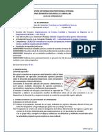 GUIA DE APRENDIZAJE N° 01 PRESUPUESTO DE OPERACIONES
