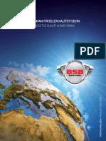 BSB-Asansor-Katalog
