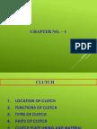 Automotive Transmission Mechanism