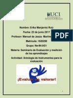 ANTOLOGIA EVALUACIÓN (1)