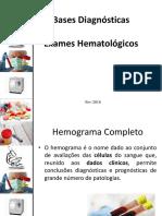 Bases Diagnósticas - Aula 02