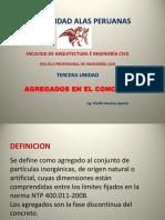 AGREGADOS PARA EL CONCRETO.ppt