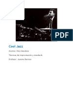 Cool Jazz - Nico Mendoza