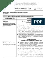 INFORME AL C.U (Postgrado) (Abril 2018)