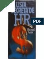 La Lista Secreta de HR [12569] - Michael Barak