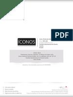 Postmarxismo, discurso y populismo. Un diálogo con Ernesto Laclau.pdf