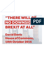 David Davis, We Will Remember This Quotation Always and Quote It Back to You Repeatedly