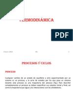 Clase 2 - Termodinámica