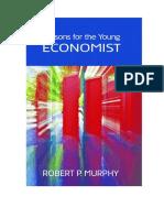 Robert P. Murphy - Lecciones para el joven economista