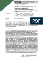 1 Carta 160-165-2018 Rev.doc Paloma Nidito de Amor