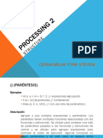 Processing 2- Structure
