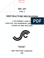 Ssc 337 Ship Fracture Mechanisms Investigation Part2