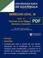 Derecho Civil III Clase 17