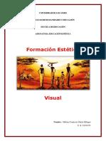 Trabajo Singular Formación Estética Visual