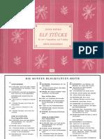 Haydn J. - Elf Stücke Für 3 Blockflöten - Flute Part