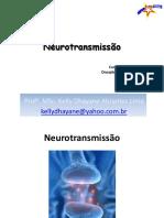 Neurotransmissão 4