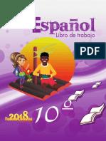 Español Libro de Trabajo 10