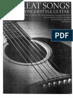 FYNGESTILE GUITAR GREAT SONGS.pdf