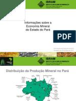 Economia Mineral Paraense_Ibram