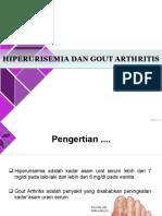 Gout Dan Hiperurisemia