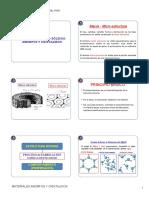 3.Materiales Amorfos y Cristalinos