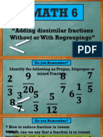 1.1adding Dissimilar Fractions (1)