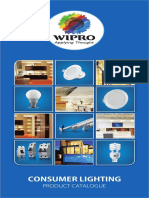 WIPRO Garnet Led LIGHTING CATALOG
