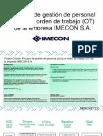 Gestion de Procesos - Imecon