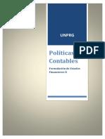 Politicas Contables Trabajo