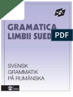 Svensk Grammatik Pa Rumanska