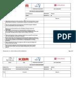 Comment Compliance Format