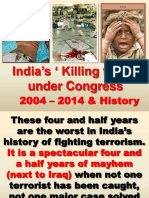 indias killing fields
