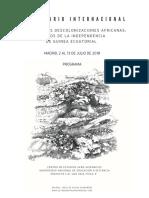 Programa Seminario Revisitando Las Descolonizaciones Africanas (1)