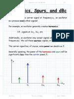 Harmonics spurs and dBc.pdf