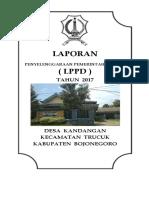 1. Sampol Pengantar Kata Pengantar LPPD