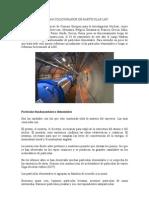EL GRAN COLICIONADOR DE PARTÍCULAS LHC
