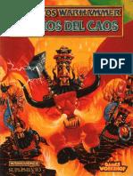 WH4 Enanos Del Caos (1994) ES Reed 1996