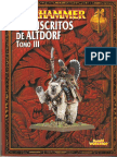 Manuscritos de Altdorf 3 2003 ES