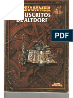 Manuscritos de Altdorf 1 2001 ES