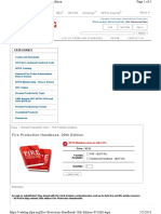 Fire Protection Hand Book Nfpa