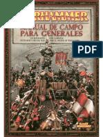Manual de Campo Para Generales (2003) ES