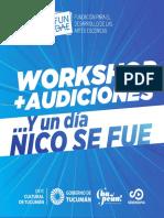 Workshop Papel