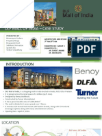 Dlf Mall of India – Case Study